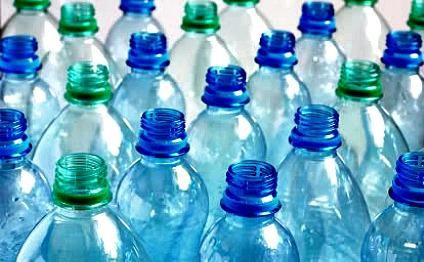 Stay hydrated this summer. Best to avoid drinking from plastic water bottles