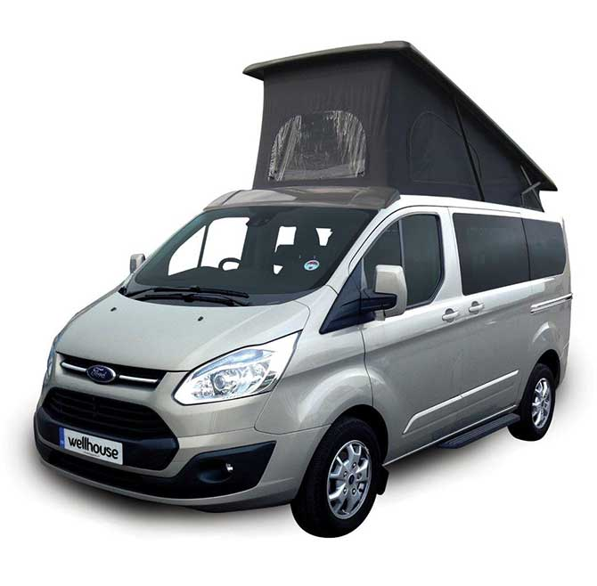 FIVE AGENTS CONFIRMED FOR NEW WELLHOUSE FORD CAMPERVAN