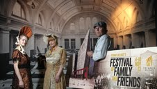 Festival of Family and Friends at Titanic Belfast