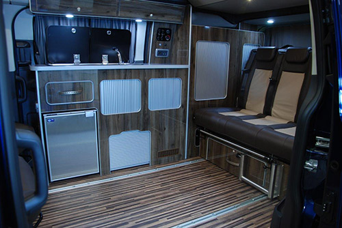 video new ford tourneo terrier nec launch. Black Bedroom Furniture Sets. Home Design Ideas