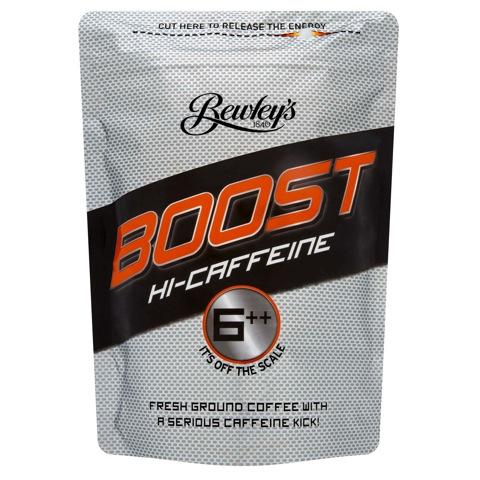 Bewley's BOOSTS Fresh Coffee Market with tasty new High Caffeine Coffee