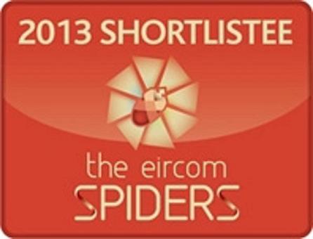Celtic Link Ferries- Eircom Spiders Shortlistee 2013