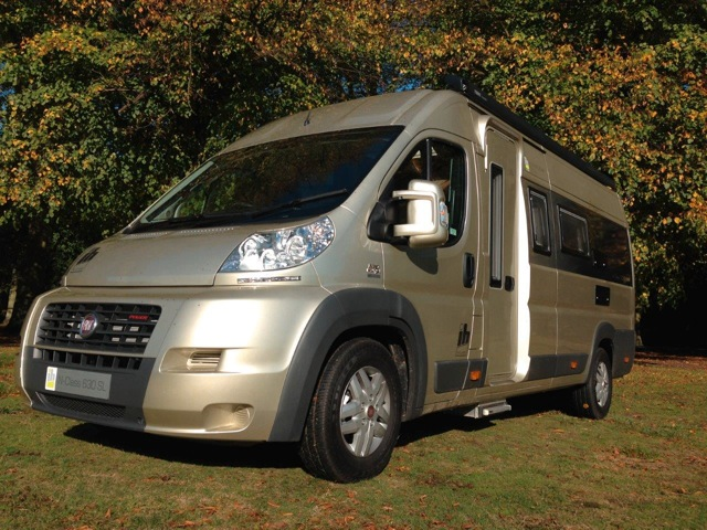 Yorkshire camper manufacturers have record sales at NEC show