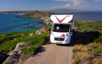 FIAT Ducato – Born to be a Motorhome!