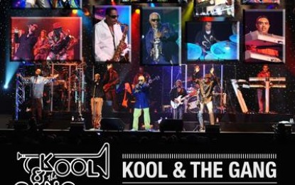 Kool & The Gang To Perform at The Westport Festival of Music & Food