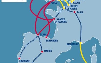LD Lines Launches First Ever Ireland – France West Coast – Spain Ferry Link