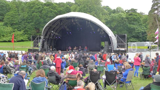 Westport Festival of Music & Food – Public Information Notice