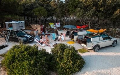 The Great MINI Escape – Campervan Style!