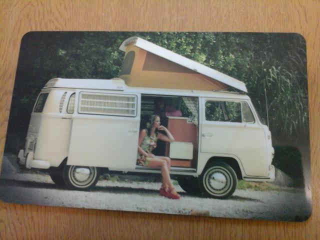 Nostalgia from Volkswagen!