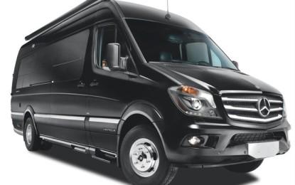 New Airstream Interstate Mercedes-Benz Sprinter