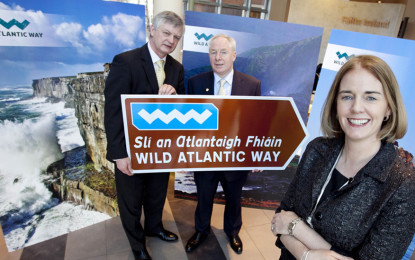 Minister Ring Officially Launches Wild Atlantic Way