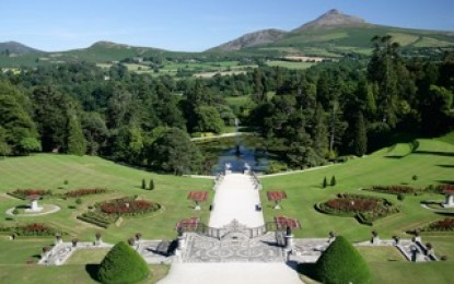 Powerscourt Voted no. 3 in World's Top 10 Gardens by National Geographic