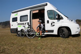 KNAUS & Cannondale join forces in Mountain Bike Racing
