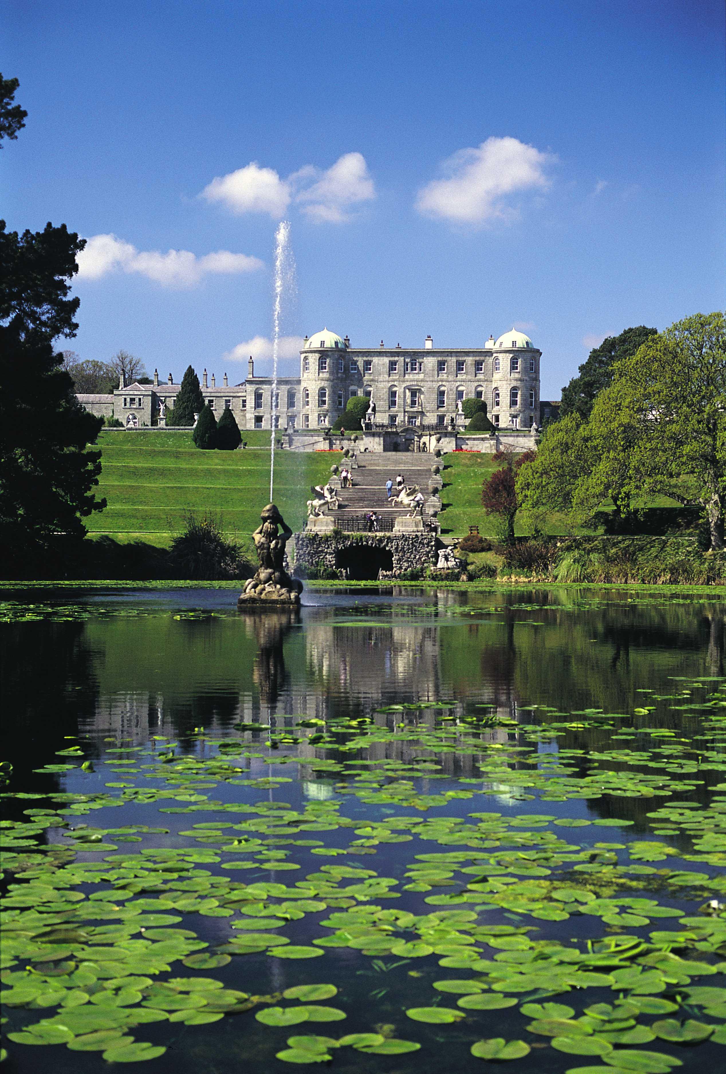Classical Gardens Walking Tour at Powerscourt, Wicklow