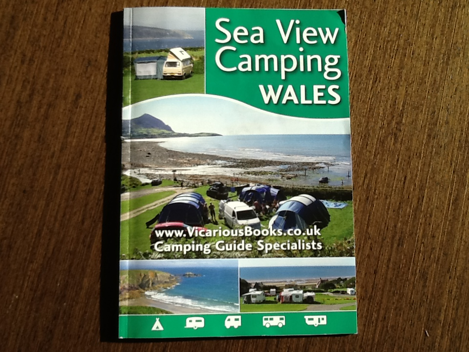 Reading Matters: Sea View Camping Wales
