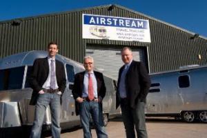 Airstream enjoying the upturn