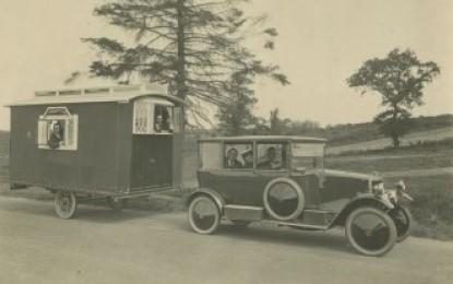 Unique approach to WW1 centenary through Leisure Motoring
