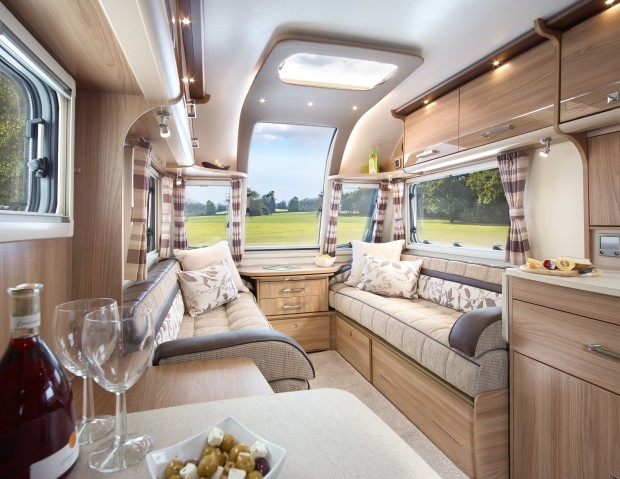 New Bailey Unicorn Wins Tourer of The Year 2015
