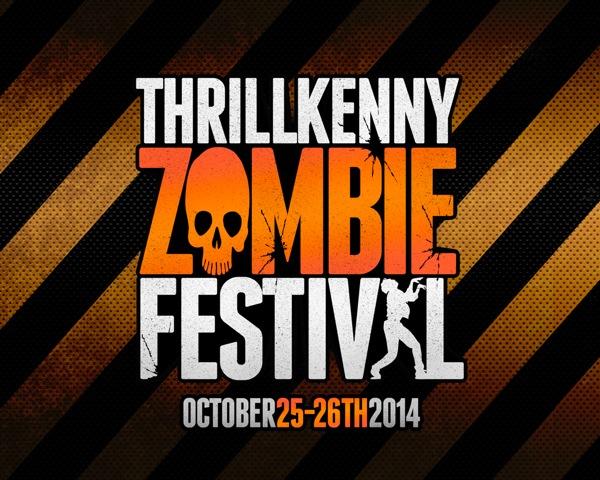 Thrillkenny Zombie Festival 2014