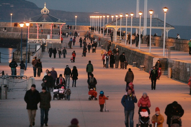 Join in the Festive Fun at Dún Laoghaire Harbour this Christmas