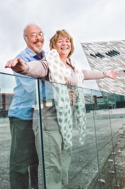 Seniors invited to reconnect with history at Titanic Belfast