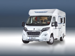 New entry-level motorhome on the way from Bailey