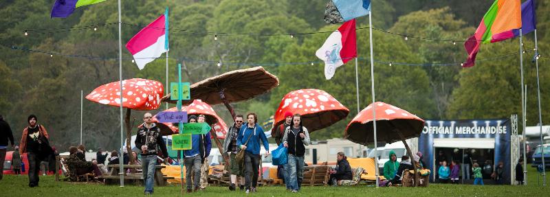 Independent Festivals Band Together!