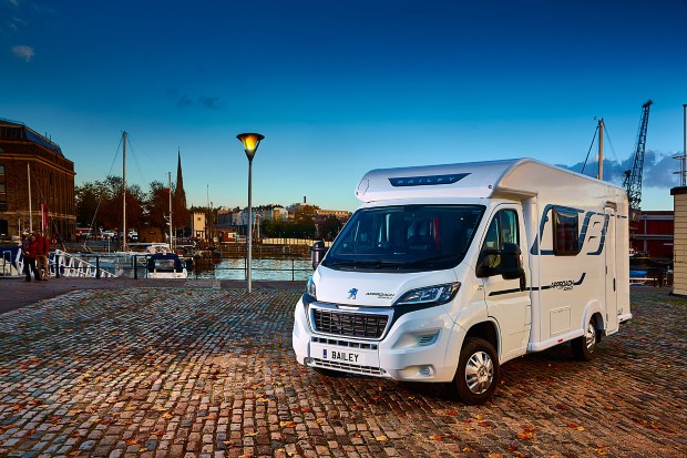 New Bailey Approach Advance on Peugeot Boxer – taking you forward