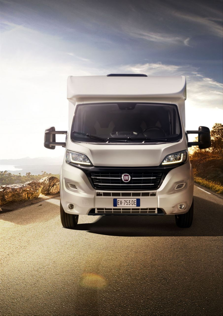 """Fiat Ducato elected the """"Best Motorhome Base Vehicle 2015"""" in Germany"""
