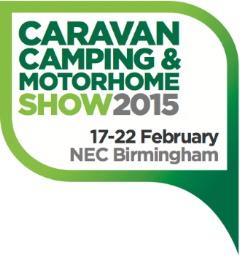 Excitement mounting ahead of Caravan, Camping & Motorhome Show