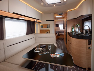 Caravan of the future becomes a reality