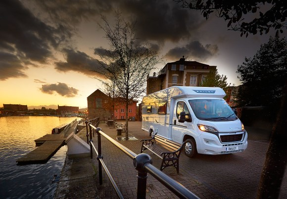 Debut for Entry-Level Bailey Approach Advance Motorhome Range in Manchester