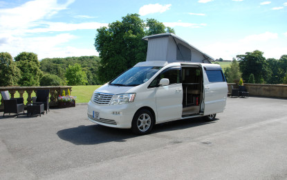SCOTTISH DEBUT FOR 2 NEW WELLHOUSE CAMPERVANS