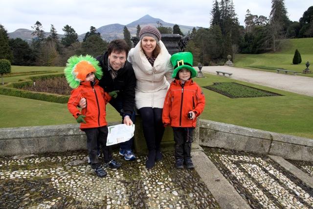 Treasure Chest of Irish Tales at Powerscourt