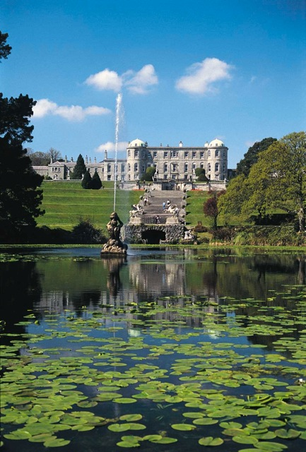 Hop 'n' Hunt at Powerscourt Gardens