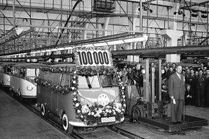 Happy Birthday, VW Bulli!
