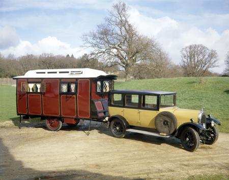 National Motor Museum Trust, Beaulieu, commemorating centenary of World War1