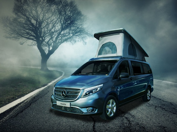 Wellhouse 'Moselle' New Mercedes-Benz Vito