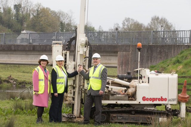 Project works on the Ulster Canal starts