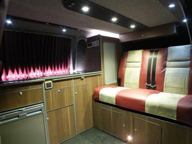 New Stowford (VW) campervans