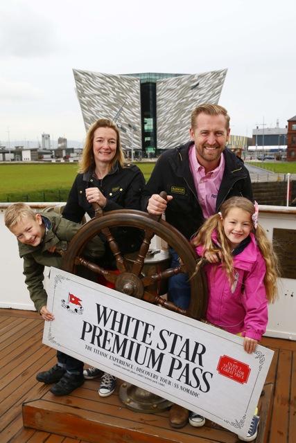 Titanic Belfast & SS Nomadic Celebrate Together Again
