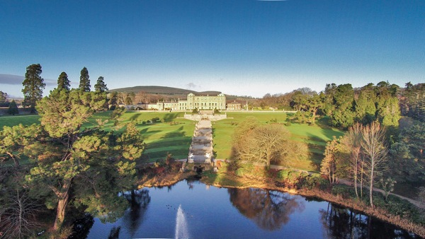 Guided Walking Tour of History of Powerscourt Gardens