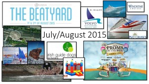 Feast of Family Friendly Events for Dun Laoghaire Harbour