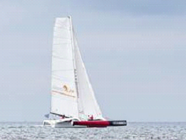 Maritime first: Trimaran connected to 4G