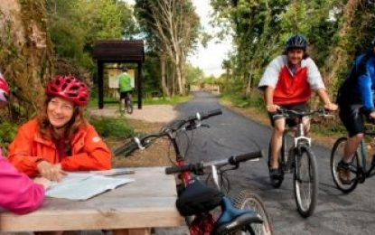 €50 Million Walking & Cycling Fund Announced for Towns & Villages