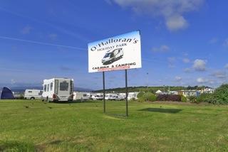 CARAVAN PARK REVIEW – O'Halloran's Salthill, Galway