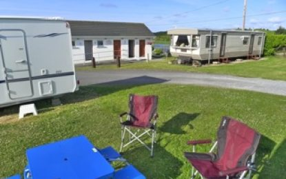 Ireland is a top 10 destination in Europe for a caravan holiday