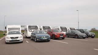 Seven successful brands in Tow Car Awards