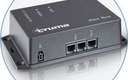 Truma iNet System paves the way for a networked future
