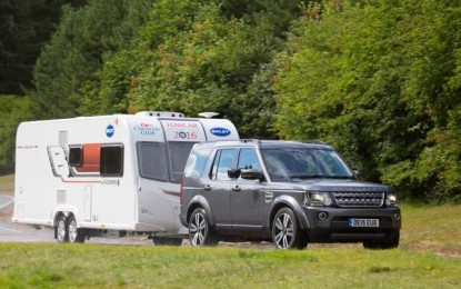 Top Towing titles for Land Rover Discover